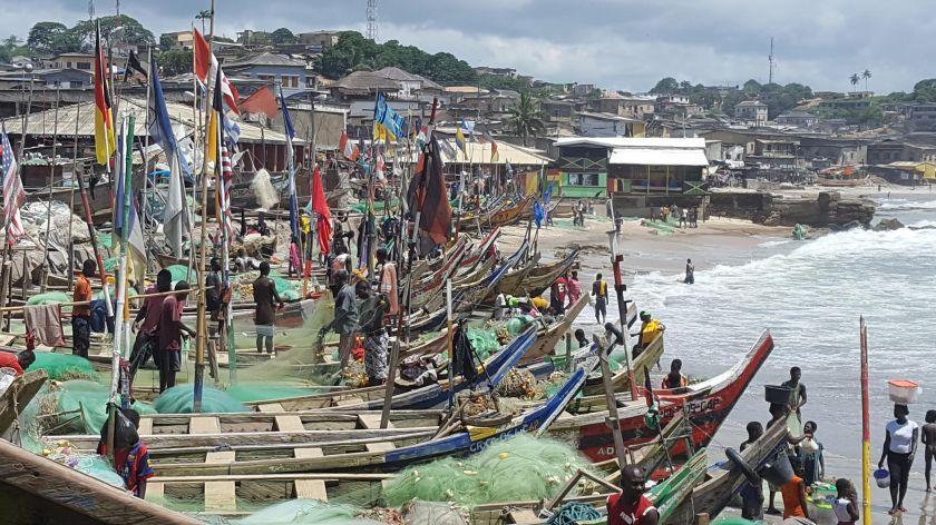 Cape Coast, Ghana 10-16