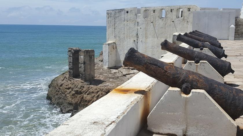 My Fortress, Cape Coast, Ghana