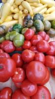 Vegetables, Charlottesville Farmers Market 5