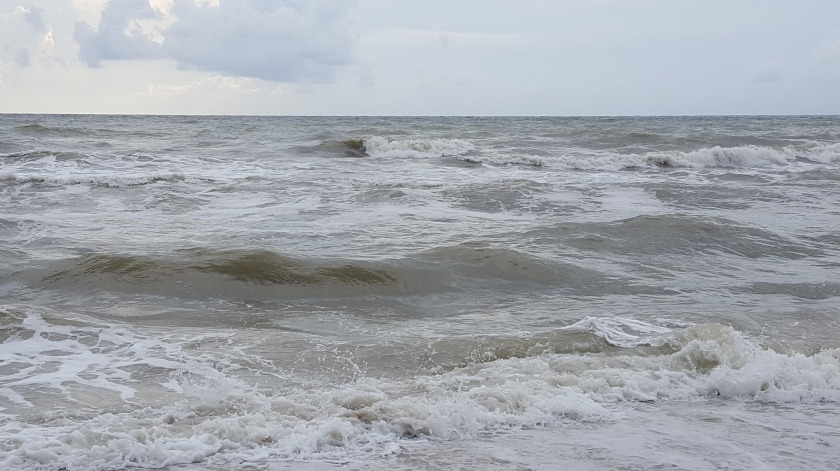 Turbulent Gulf