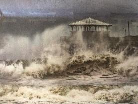 Hurricane Florence, Wrightsville Beach NC 9-18