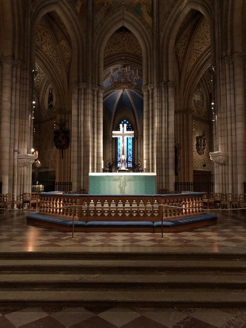 Uppsala Cathedral, Sweden