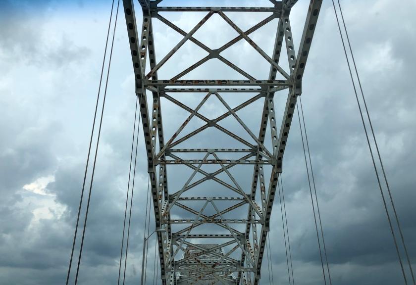 Louisville Bridge over Ohio RIver 3