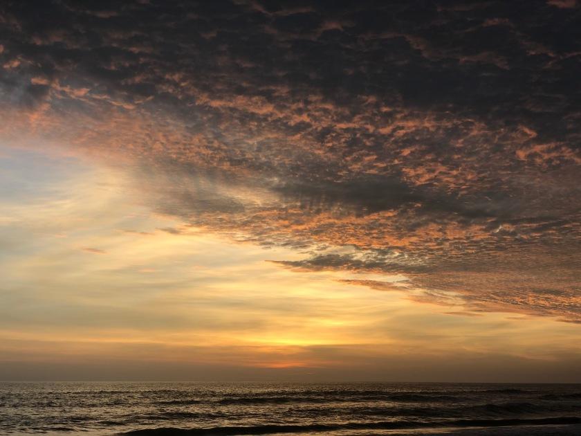 June sunset w pocks and streaks