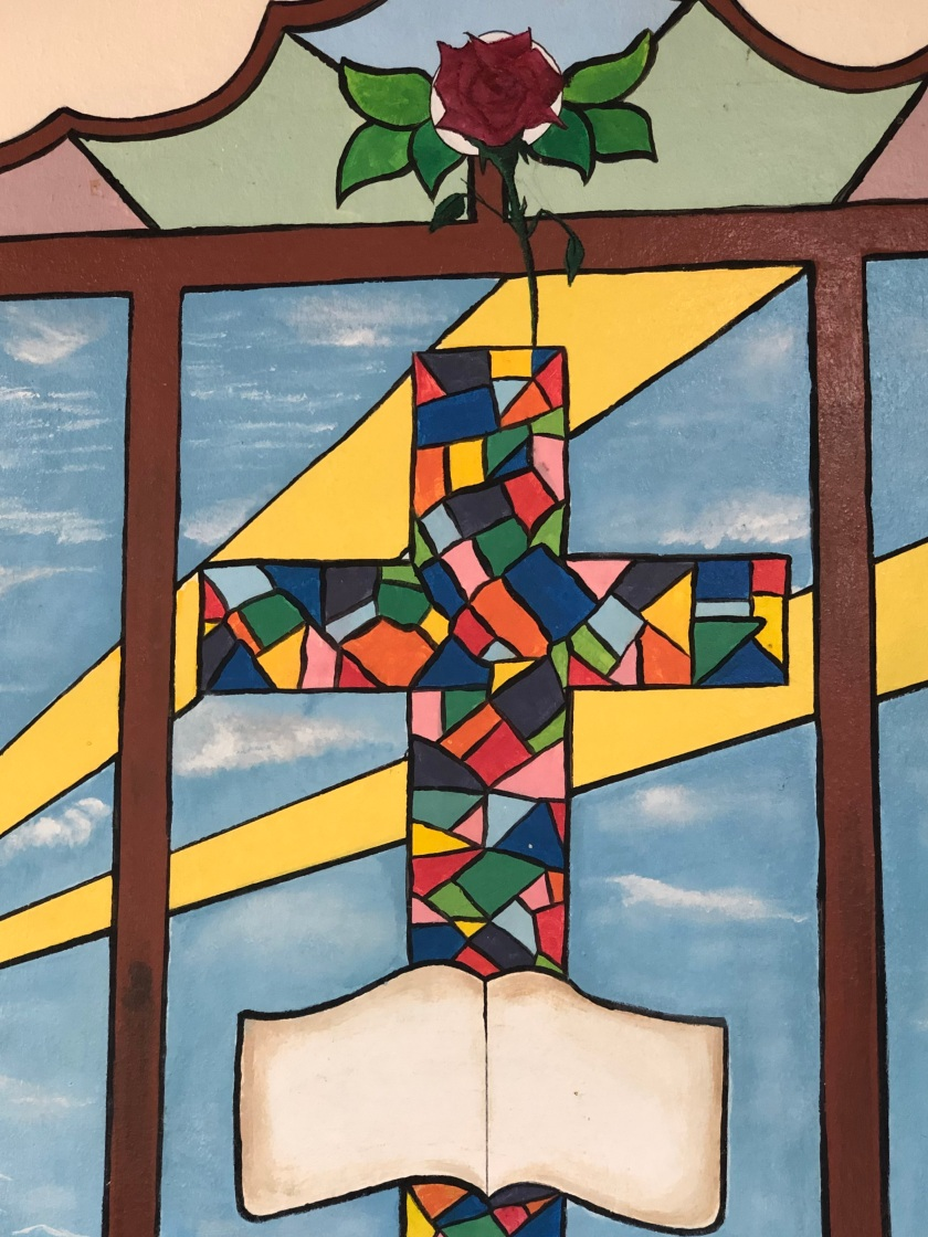 Painted Cross, Puerto RIco